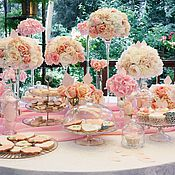 Свадебный салон ручной работы. Ярмарка Мастеров - ручная работа Свадебное оформление. Handmade.