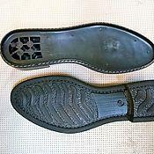 Материалы для творчества handmade. Livemaster - original item soles: Women`s Teresa sole (boots). Handmade.