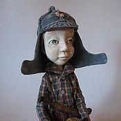 """Куклы и игрушки ручной работы. Ярмарка Мастеров - ручная работа Кукла """"Юный кавалерист"""". Handmade."""