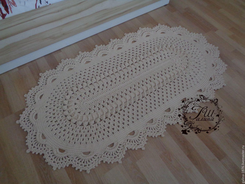 Knitted carpet 'Affair', Carpets, Voronezh,  Фото №1