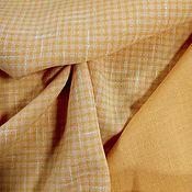 Ткани ручной работы. Ярмарка Мастеров - ручная работа Ткань костюмная двусторонняя. Handmade.