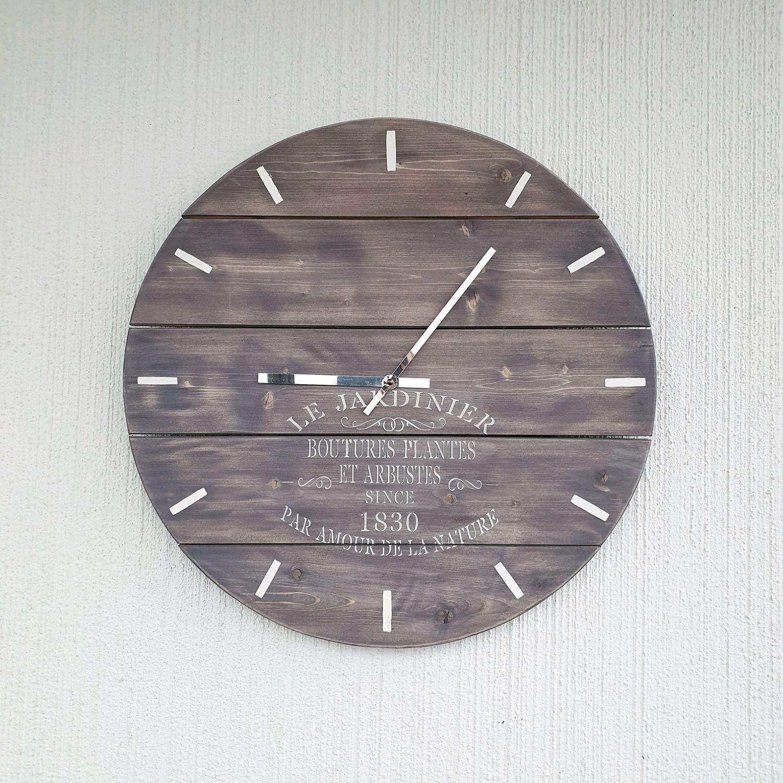 Большие настенные часы, Часы классические, Санкт-Петербург,  Фото №1