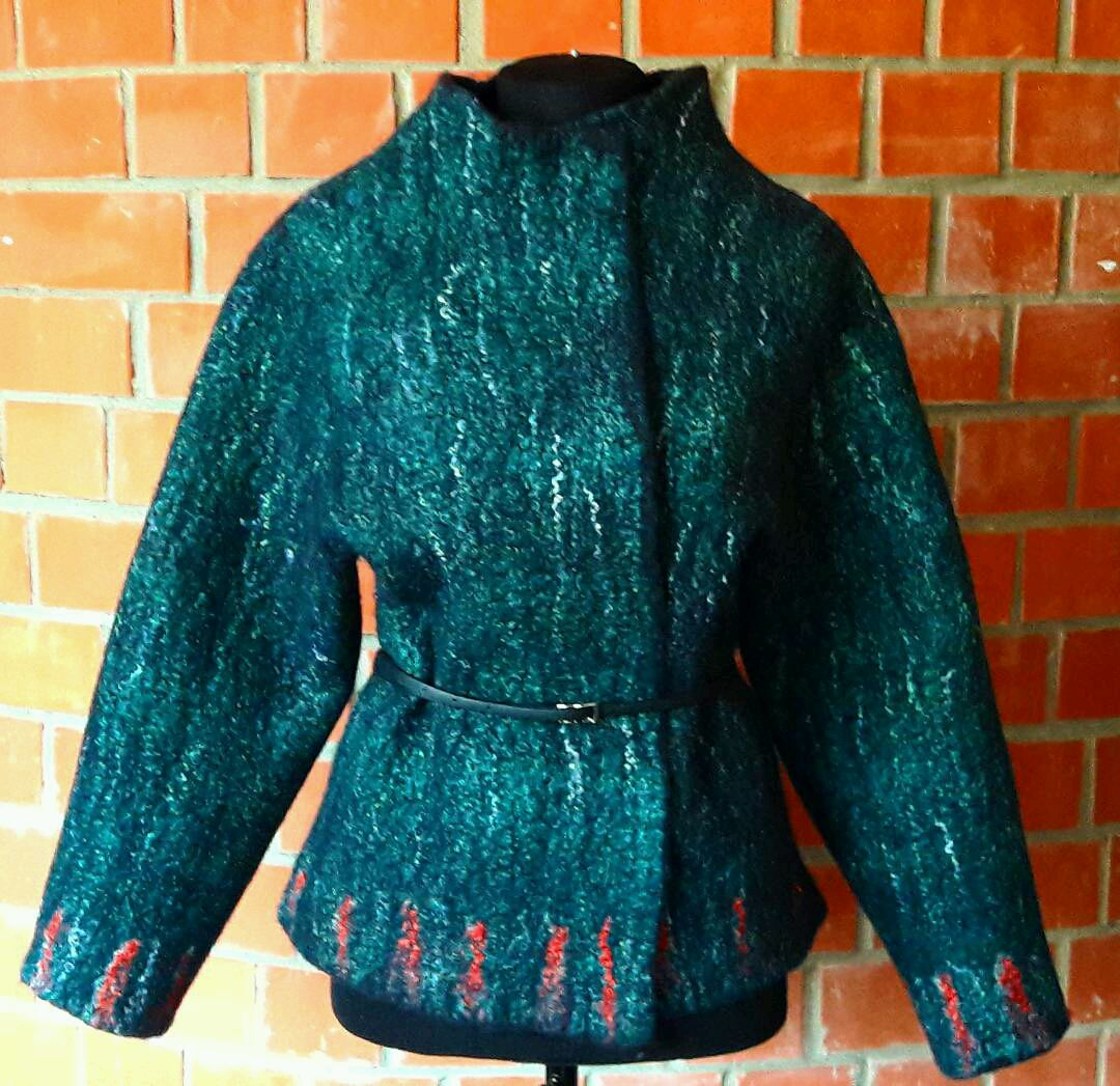 Jacket felted bilateral, Suit Jackets, Moscow,  Фото №1