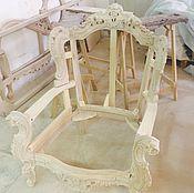 Для дома и интерьера ручной работы. Ярмарка Мастеров - ручная работа Кресло (каркас). Handmade.