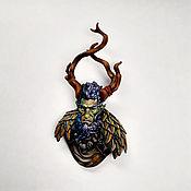 """Куклы и игрушки handmade. Livemaster - original item Enor """"The Guardian of The Forest"""". Handmade."""