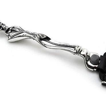 Станок бритвенный из серебра Mr.Pont AZRZ-001
