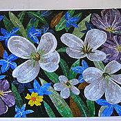 Картины и панно ручной работы. Ярмарка Мастеров - ручная работа Весеннее настроение. Handmade.