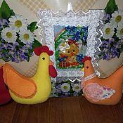 Подарки к праздникам handmade. Livemaster - original item Easter composition № 5. Handmade.