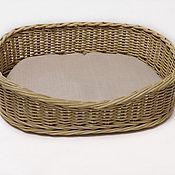Зоотовары handmade. Livemaster - original item Beds: 023 A bed for a cat or a small dog. Handmade.