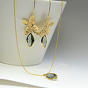 "Jewelry Sets handmade. Livemaster - original item Комплект ""Нежность"". Handmade."