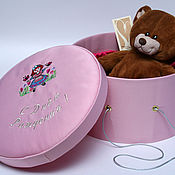 Сувениры и подарки handmade. Livemaster - original item Gift box for girls. Handmade.
