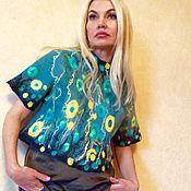 """Одежда ручной работы. Ярмарка Мастеров - ручная работа Блузон """" Катрин"""". Handmade."""