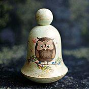Для дома и интерьера handmade. Livemaster - original item Vintage bell tumbler