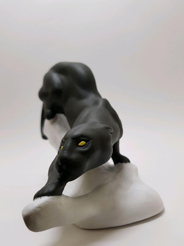 Пантера статуэтка, Статуэтки, Ульяновск,  Фото №1