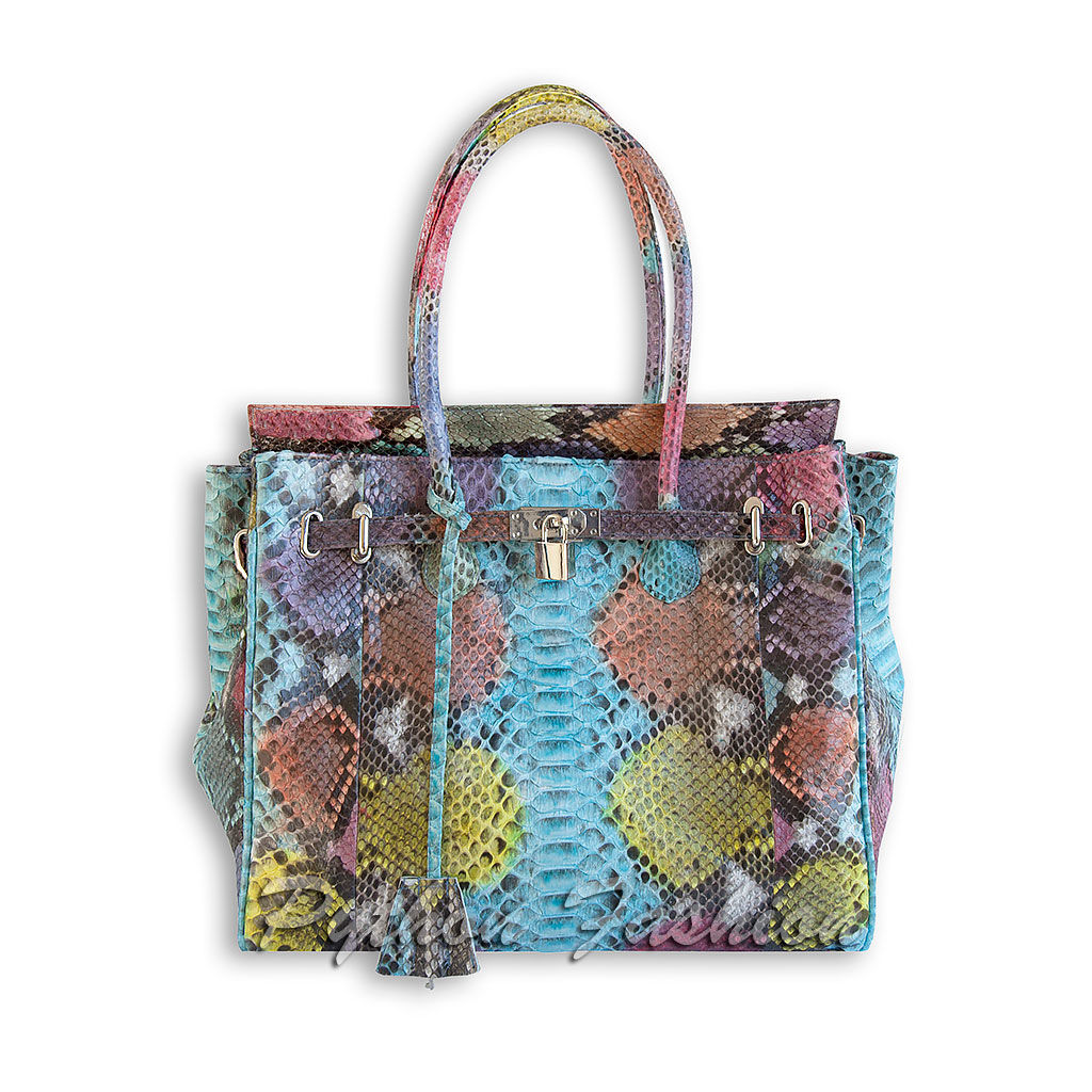 22ef8befb5e0 ... low cost bag leather python. trendy womens tote bag from python. the  original model