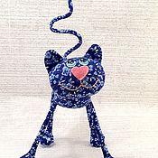 Куклы и игрушки ручной работы. Ярмарка Мастеров - ручная работа Кисуль. Handmade.