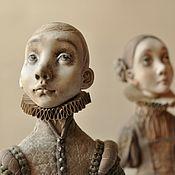 Куклы и игрушки handmade. Livemaster - original item Infantas. author`s doll. Handmade.
