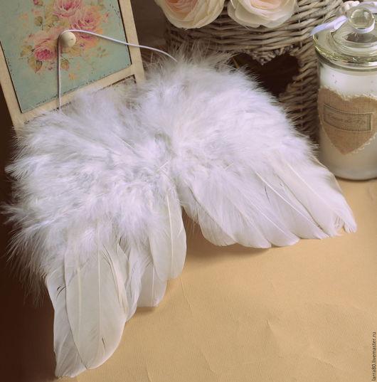 Куклы и игрушки ручной работы. Ярмарка Мастеров - ручная работа. Купить Крылья ангела И142-С 20 см. Handmade.