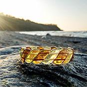 Украшения handmade. Livemaster - original item Elegant Baltic amber bracelet. Handmade.