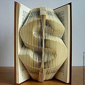 Скульптуры ручной работы. Ярмарка Мастеров - ручная работа Доллар - оригинальные необычные подарки. Handmade.