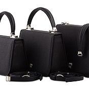 Сумки и аксессуары handmade. Livemaster - original item Small shoulder bag for women. Ainalhai collection. Handmade.