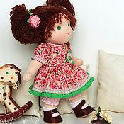 Куклы и игрушки ручной работы. Ярмарка Мастеров - ручная работа Натали. Handmade.