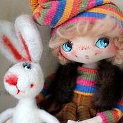 Куклы и игрушки ручной работы. Ярмарка Мастеров - ручная работа Уляша. Handmade.
