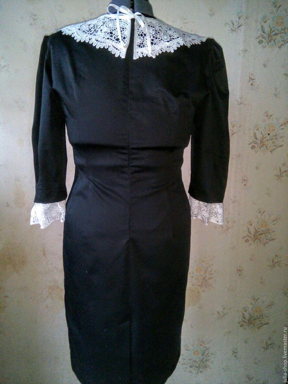 Платье с манжетами доставка