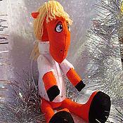 Куклы и игрушки ручной работы. Ярмарка Мастеров - ручная работа Печальная лошадка. Игрушка. Handmade.