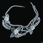 Украшения handmade. Livemaster - original item GRACEFUL - necklace of beads, pearl beads. Handmade.