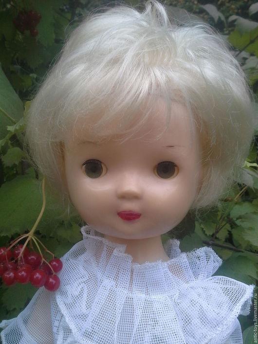 Винтажные куклы и игрушки. Ярмарка Мастеров - ручная работа. Купить Кукла Света 60-х годов. Handmade. Игрушка