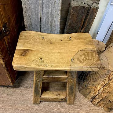 Мебель ручной работы. Ярмарка Мастеров - ручная работа Табуреты: Табурет. Handmade.