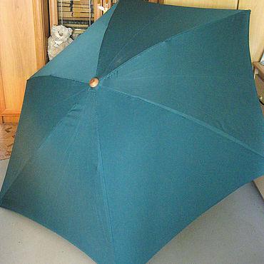 Аксессуары ручной работы. Ярмарка Мастеров - ручная работа Большой дачный (пляжный) зонт. Handmade.