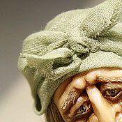 Куклы и игрушки ручной работы. Ярмарка Мастеров - ручная работа Там,на неведомых дорожках.... Handmade.
