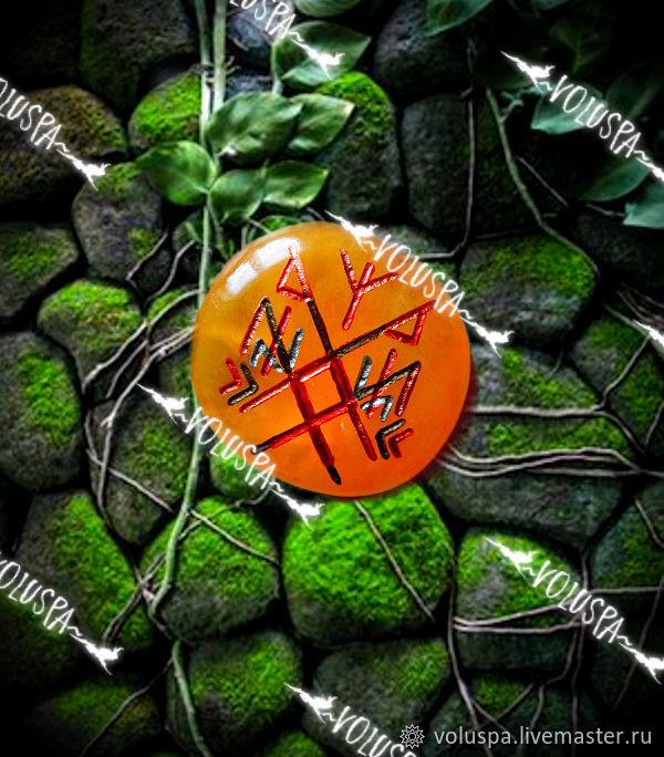 Charms, Talismans & Amulets handmade. Livemaster - handmade. Buy 'Generic Family Tree-the power of the Genus', stone amulet, generic, runic.