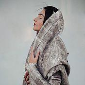 """Одежда ручной работы. Ярмарка Мастеров - ручная работа Жилет трансформер - """"Укиё-нингё """". Handmade."""