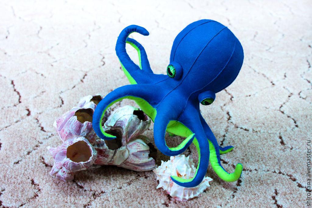 Морские игрушки своими руками фото
