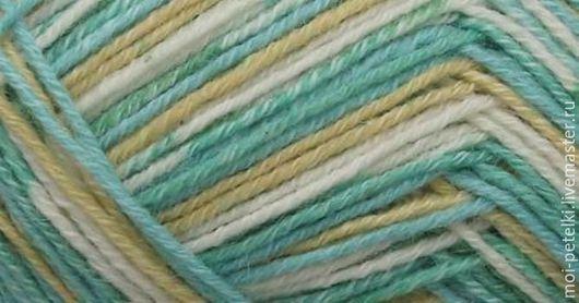пряжа, пряжа для вязания, пряжа для вязания носков, пряжа шерсть, пряжа полушерсть, пряжа с хлопком, шерсть суперуош, пряжа для вязания спицами