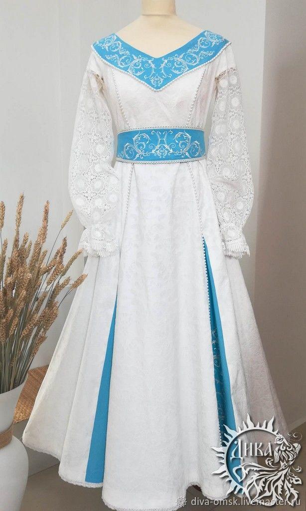 Dress 'Of Belryba', Dresses, Omsk,  Фото №1