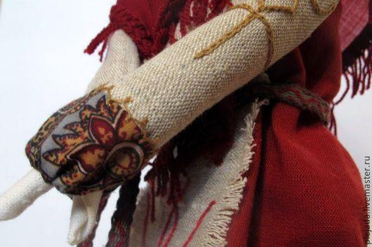 """Народные куклы ручной работы. Ярмарка Мастеров - ручная работа. Купить """"Материнское благословение"""" (обережная кукла). Handmade. подарок"""