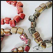 Материалы для творчества ручной работы. Ярмарка Мастеров - ручная работа Керамика мрамор 3 цвета Греция. Handmade.