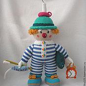 Куклы и игрушки ручной работы. Ярмарка Мастеров - ручная работа Клоун Соня. Handmade.