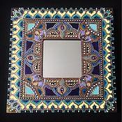 Для дома и интерьера ручной работы. Ярмарка Мастеров - ручная работа Зеркало интерьерное Мood. Handmade.