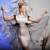 """Одежда ручной работы. Ярмарка Мастеров - ручная работа Платье """"Wings"""". Handmade."""