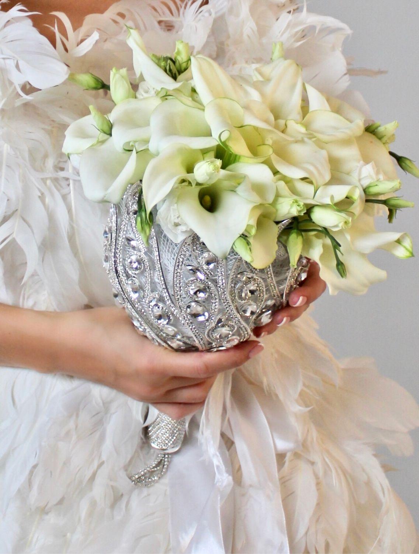 Свадебный букет невесты, Свадебные букеты, Москва,  Фото №1