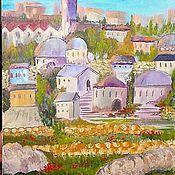 Картины и панно ручной работы. Ярмарка Мастеров - ручная работа Мой Иерусалим. Handmade.
