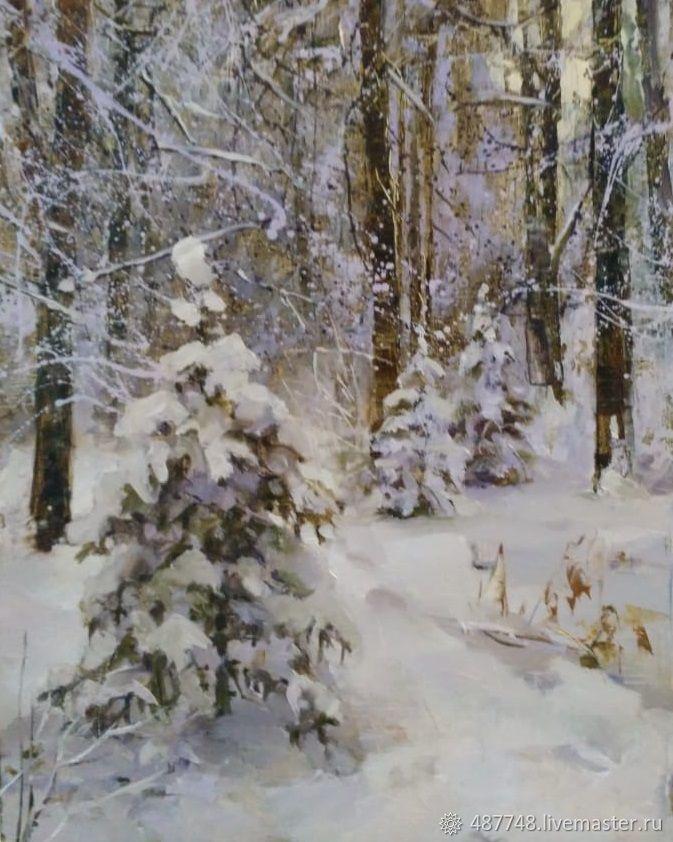 В лесу родилась ёлочка, Картины, Москва,  Фото №1