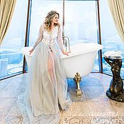 Одежда handmade. Livemaster - original item Dress boudoir dress. Handmade.