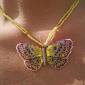 Украшения ручной работы. Ярмарка Мастеров - ручная работа Крылья бабочки. Handmade.