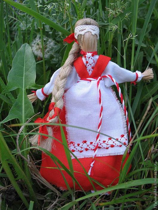 Народные куклы ручной работы. Ярмарка Мастеров - ручная работа. Купить Кукла «Устинья». Handmade. Народная кукла, подарок